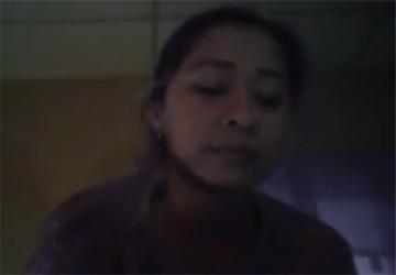 【チャイエス動画】そこそこ若くてそこそこ綺麗なチャイエス嬢のフェラチオサービス