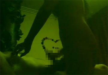 【中国マッサージ盗撮】両手の動きがとても事務的な女の子が全裸で性的サービス