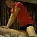 【マッサージ盗撮動画】42分の長編、若い中国人マッサージ嬢によるスタンダードなマッサージからの手コキまでの一部始終
