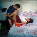 【中国裏風俗盗撮動画】ただ入れて出すだけの味気ないセックスをする男性客