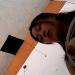【ベトナムマッサージ盗撮動画】床屋形式のマッサージ店でフェラチオして貰う様子を隠し撮り