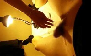 【ブラジリアンワックス脱毛動画】若い女の子に陰部の脱毛をして貰う男性客
