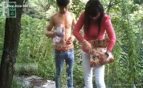 【中国裏風俗盗撮動画】彼女達も女、やはり若くてイケメンだと若干サービスも良くなるようだ