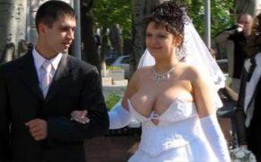 【メモリアル映像】リアルな結婚式でのエッチなハプニングをまとめたクリップ集