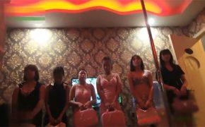 【これは貴重】高級個室サウナ店のサービス一部始終を隠し撮りした55分の映像!