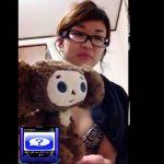 【生放送】地味めなメガネの女の子、激しいオナニーをWebで公開する