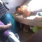 【家庭内盗撮動画】寝ている妹をオカズにシコってみた