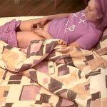 【民家盗撮動画】オシャレな女の子の自慰行為の様子