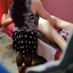 【中国マッサージ盗撮動画】渡辺直美レベルのぽっちゃり体型なエステ嬢による回春プレイ