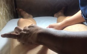 【ブラジリアンワックス盗撮動画】職人のような手つきでワックスでは処理しきれなかった細かい陰毛を毛抜きで抜く熟女