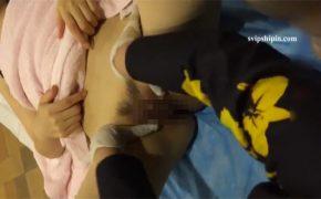【真面目マッサージ】ゴム手袋をはめた女性マッサージ師によるあくまで真面目な女性器への施術