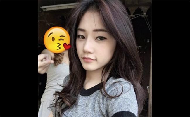 【流出動画】タイの美人な女の子のプライベートなセックスの様子