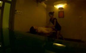 【中国マッサージ店盗撮動画】どこの国のチャイエスも流れは一緒だね