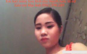 【ベトナム風俗盗撮動画】若くて可愛らしい子と数千円で本番まで出来るお店