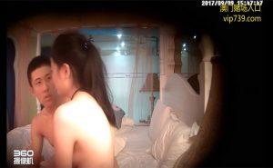 【ラブホテル盗撮動画】朴訥とした彼氏とその彼女のセックス