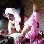 【民家盗撮動画】淡白なセックスしてるパキスタンの老人