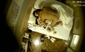 【ラブホ盗撮動画】ガラ悪そうな刺青彼氏とその彼性