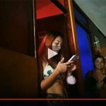 【海外風俗盗撮動画】ペルーの首都「リマ」にある売春宿の風景