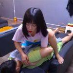 【ベトナムマッサージ動画】若くて美人な子が安価で密着マッサージしてくれるベトナムの床屋!!!・・・天国って意外と近い所にあったんだなあ。